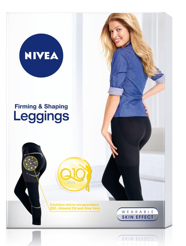 Nivea Q10 Modelujące legginsy, cena: 129 zł