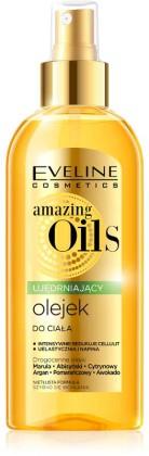 Eveline Cosmetics, Ujędrniający olejek do ciała, cena 24,00 zł