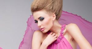 sukienka projektu Małgosi Dudek, polscy projektanci mody