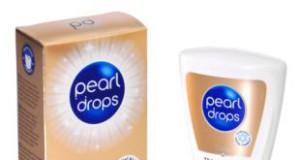 Pasta Pearl Drops