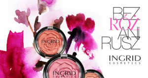 Ingrid Satin Touch róż