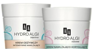 AA Hydro Algi, kremy AA, kosmetyki z algami, testy kosmetyków, konkurs