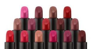 wegańskie kosmetyki Arbonne - szminki