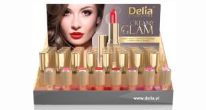 szminki Delia Creamy Glam