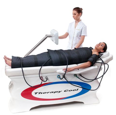 Therapy Cool, zabiegi na ciało