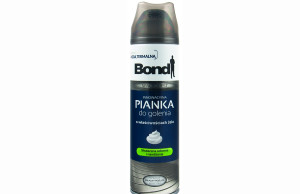 pianka do golenia Bond Pharma CF