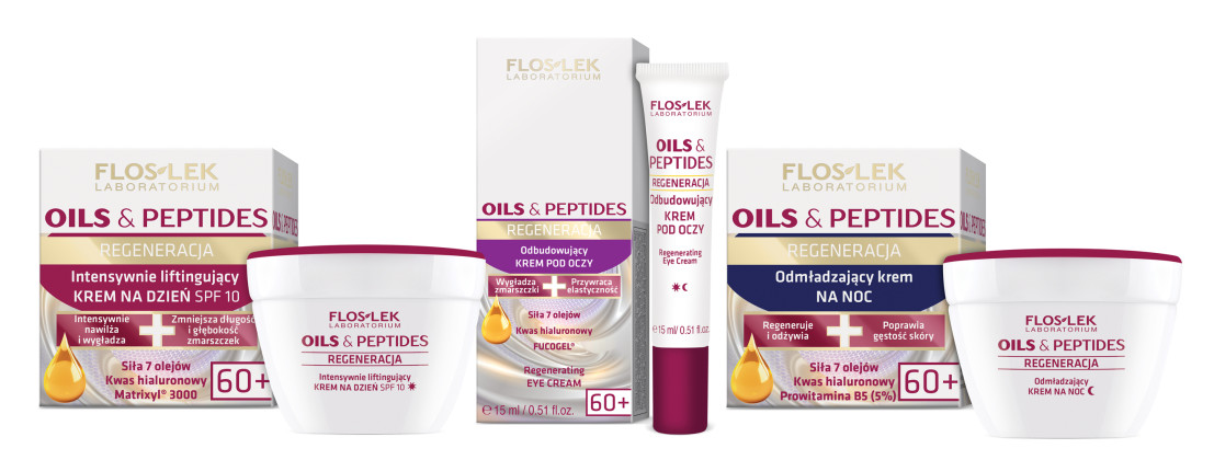 Oils and Peptides FlosLek