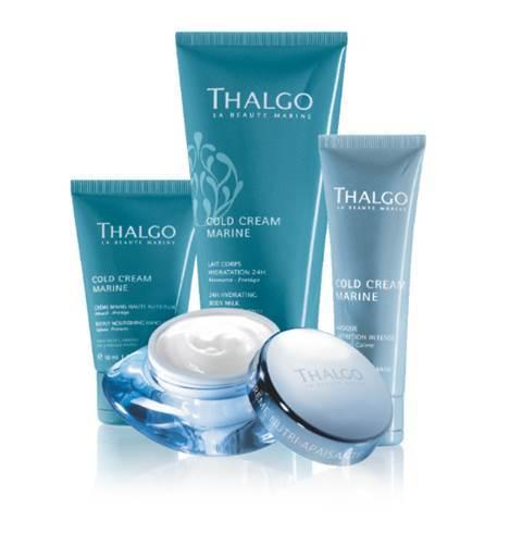 Cold Cream, pielęgnacja cery suchej, pielęgnacja cery wrażliwej, kosmetyki Thalgo