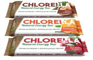 Chlorella Natural Energy Bar