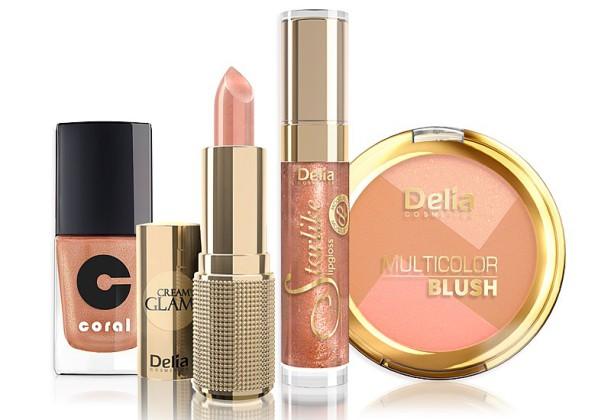 Trendy wiosna Delia Cosmetics