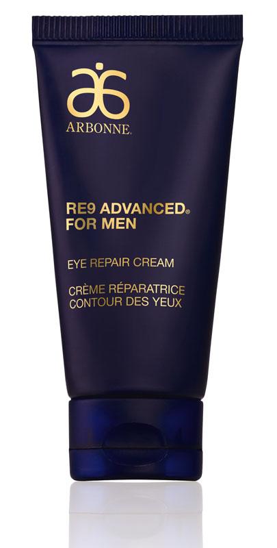 RE9 Advanced for Men Krem pod oczy poprawiający wygląd skóry