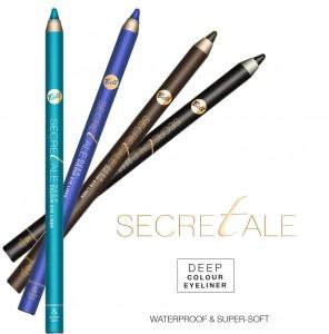 BellSECRETALE Deep Colour Eyeliner