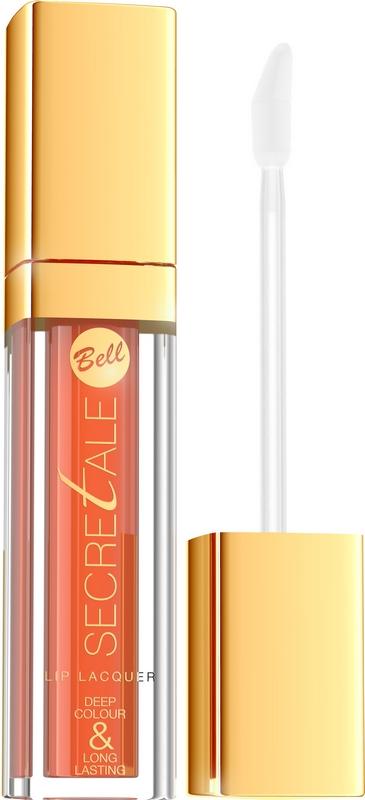 BellSECRETALE Deep Colour Lip Lacquer 02