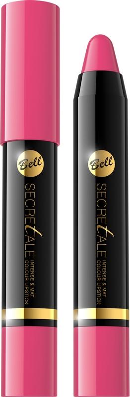 BellSECRETALE Intense&Mat Colour Lipstick 04