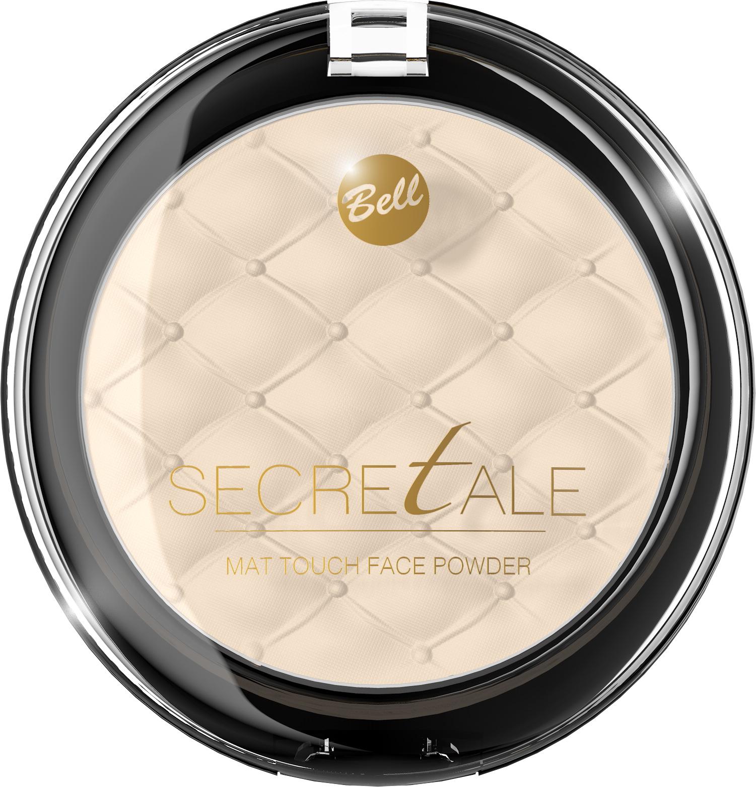BellSECRETALE Mat Touch Face Powder 01