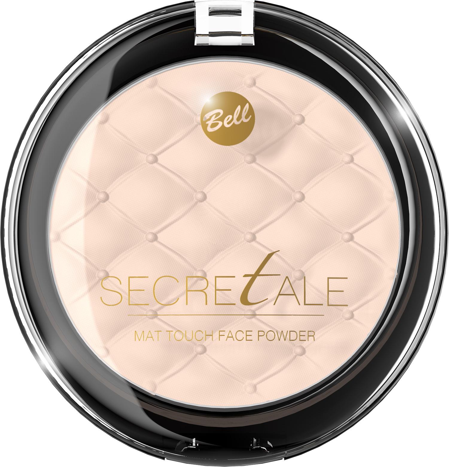 BellSECRETALE Mat Touch Face Powder 02