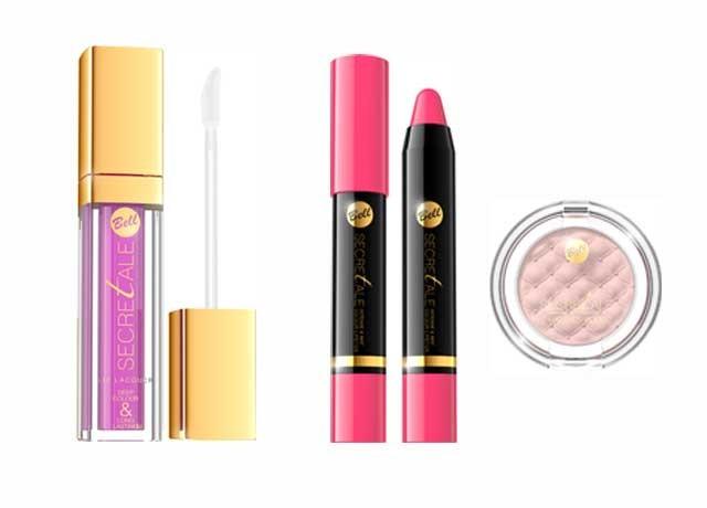kosmetyki do makijażu BellSecretale
