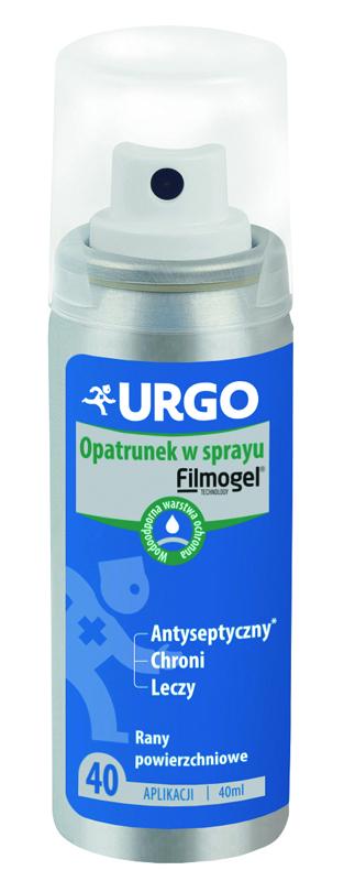 URGO Opatrunek w sprayu Filmogel