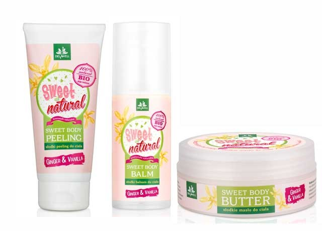 Delawell Linia Sweet and Natural
