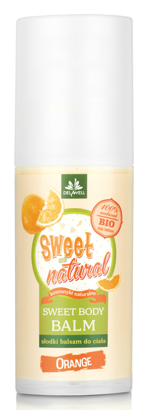 Balsam Słodka pomarańcza