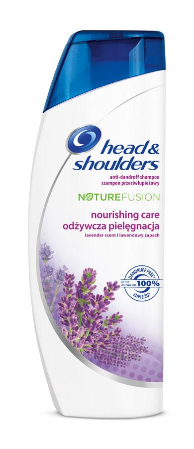 szampon Head & Shoulders odżywcza pielęgnacja