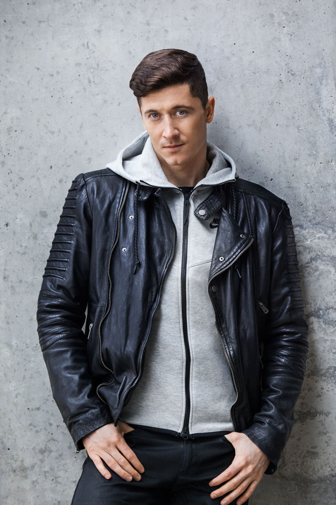 Robert Lewandowski Ambasadorem Head Shoulders Ibeauty