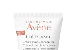 cold cream hands