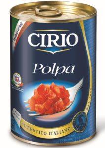 Cirio pomidory kawałki