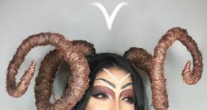 makijaż zodiak