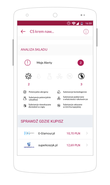 aplikacja kosmetyczna