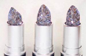 diamond lipstick