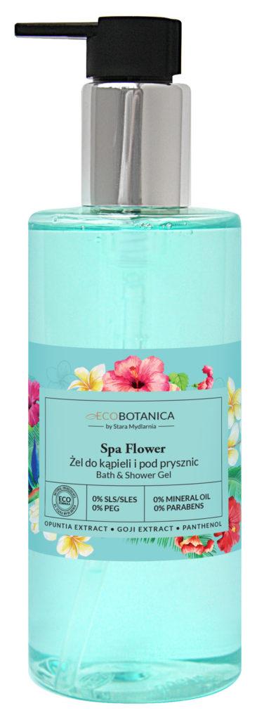 żel pod prysznic Eco Botanica