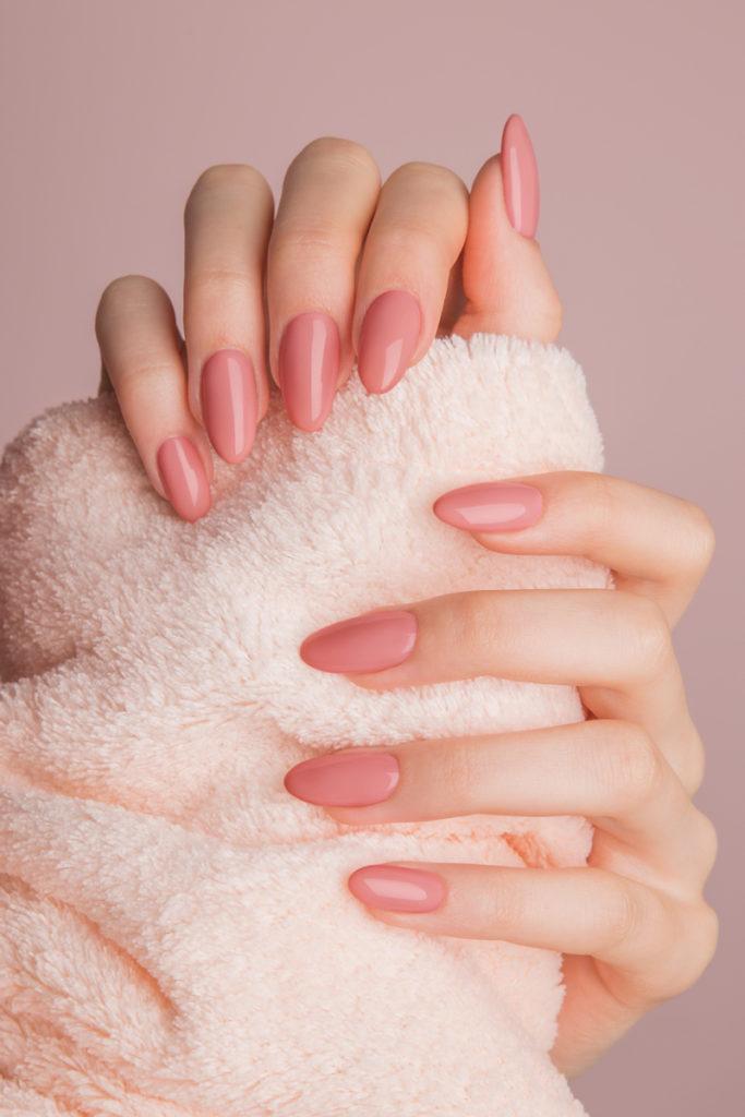 trendy w manicure Indigo